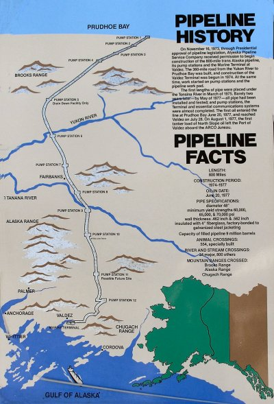 Alaska Pipeline Route Pictures To Pin On Pinterest  PinsDaddy